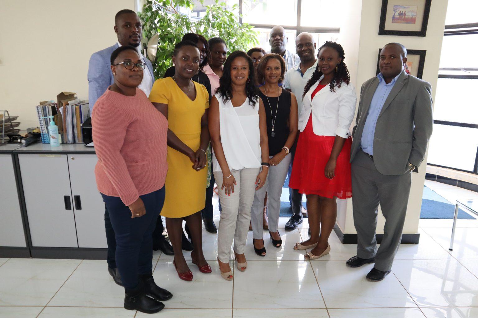 Data protection training in Kenya