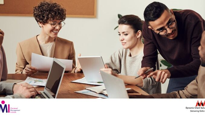 DCS Training - CMI Level 3 Business Coaching & Mentoring Programme