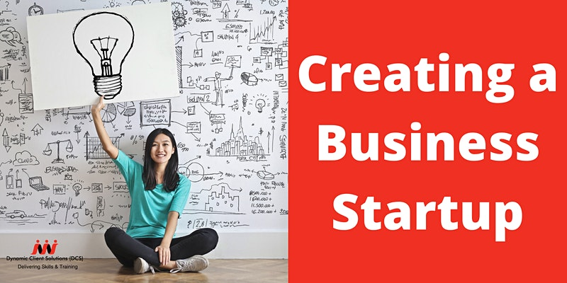 DCS Training - Creating a Business Startup