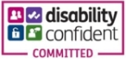 Disability Confident Committed!